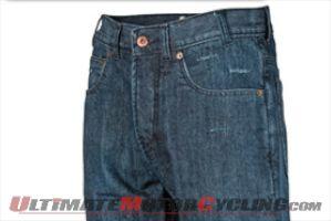 AGV Sport Corsica Kevlar Jeans | QuickShift Review