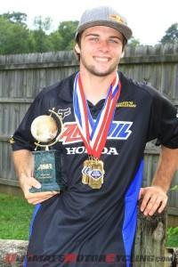 AMA Amateur Motocross Championship - Special Awards