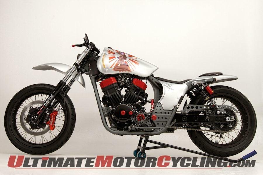 2014 Amd World Championship Of Custom Bike Building Set For Intermot