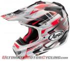 Arai VX-Pro4 Off-Road Helmet Announced