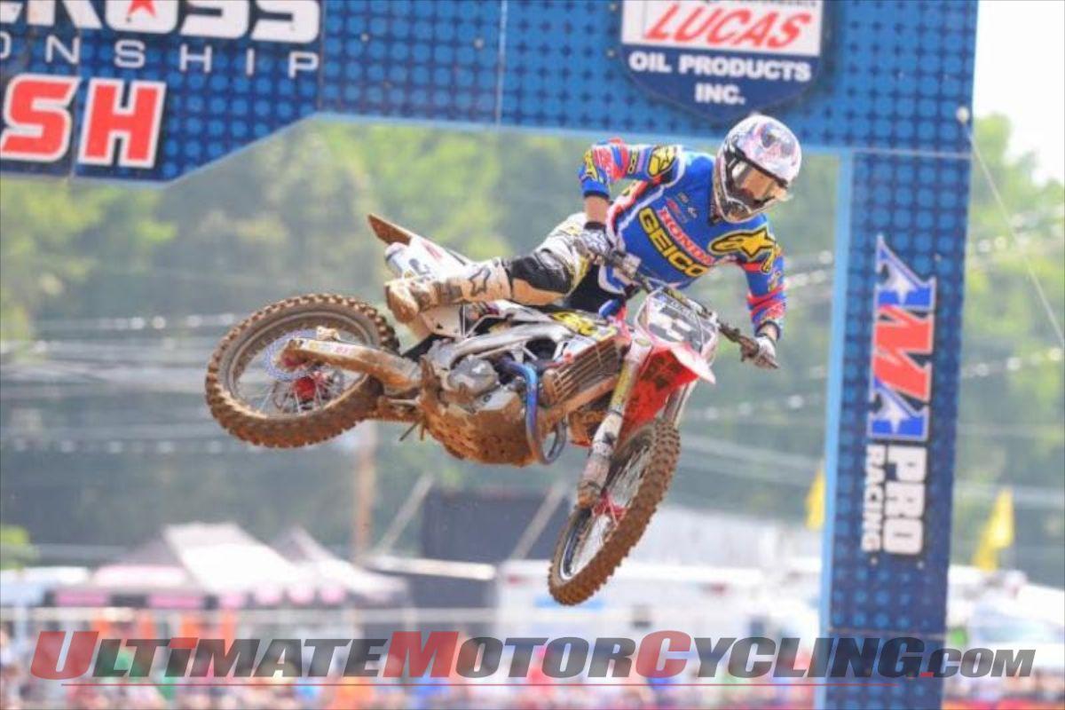 2014 Budds Creek Motocross Results