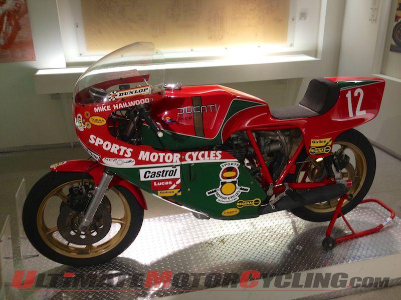 A Honeymoon, Ducati Museo & Verona via Multistrada – Perfetto!