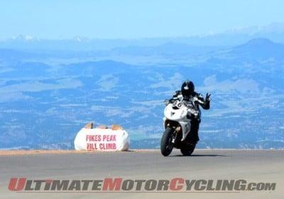 Kawasaki's Toye Wins 2014 Pikes Peak International Hill Climb | Recap