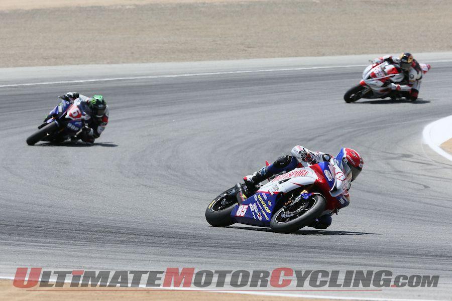 2014 Laguna Seca AMA Pro Daytona SportBike Results | Recap