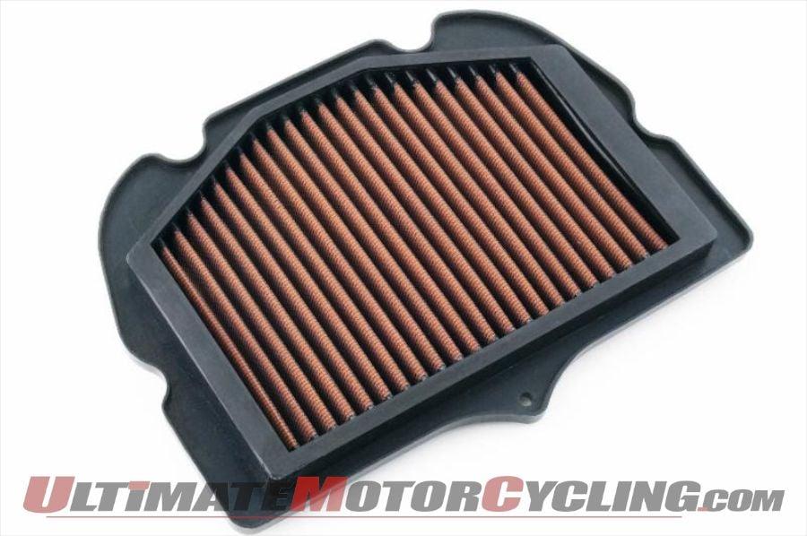 Brock's Performance Introduces Sprint Filter for Suzuki Hayabusa