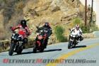 Naked Shootout: Aprilia Tuono V4 R Vs. Triumph Speed Triple R Vs. KTM 1290 Super Duke R