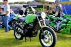 Gerard Truong's 2001 Ninja EX250 (cafe racer)