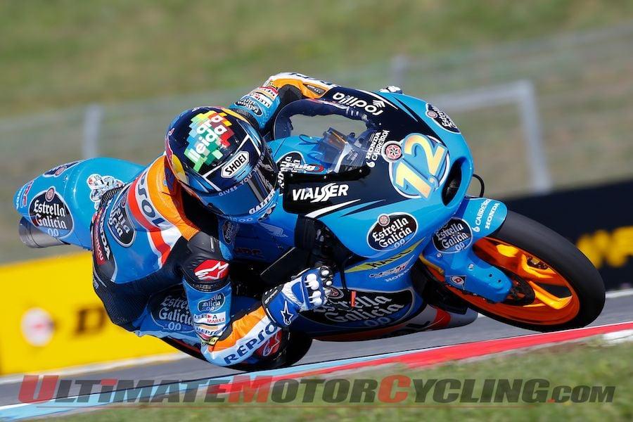 Alex Marquez Untouchable During Brno Moto3 Friday Practice