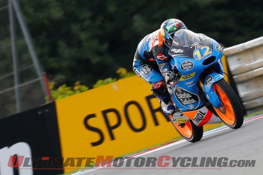 2014 Brno Moto3 Qualifying Results | Alex Marquez on Pole
