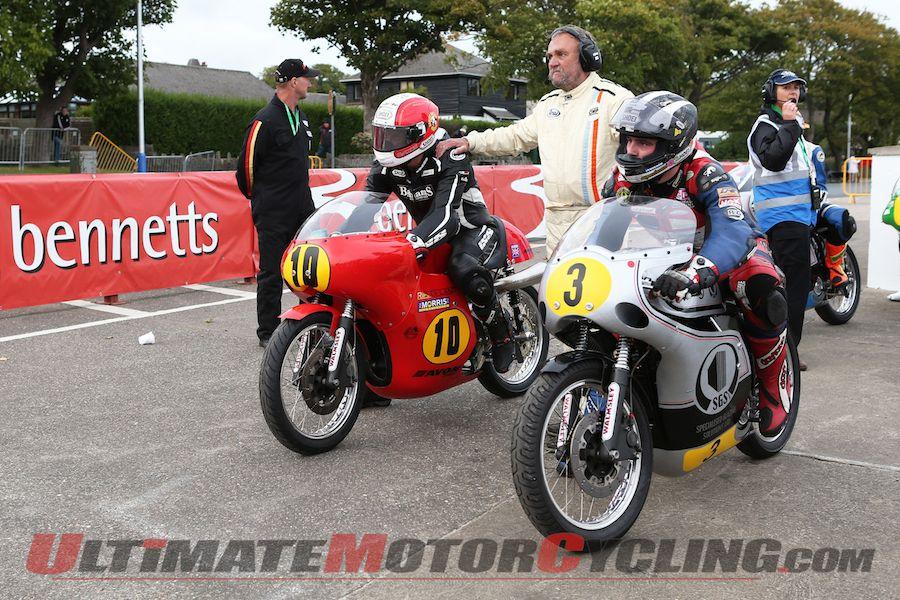 2014 Classic TT Qualifying – Michael Dunlop Sets Pace