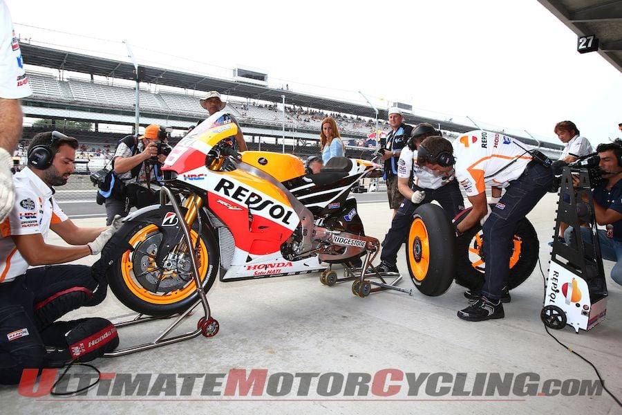 Indianapolis MotoGP Tire Analysis with Bridgestone's Masao Azuma