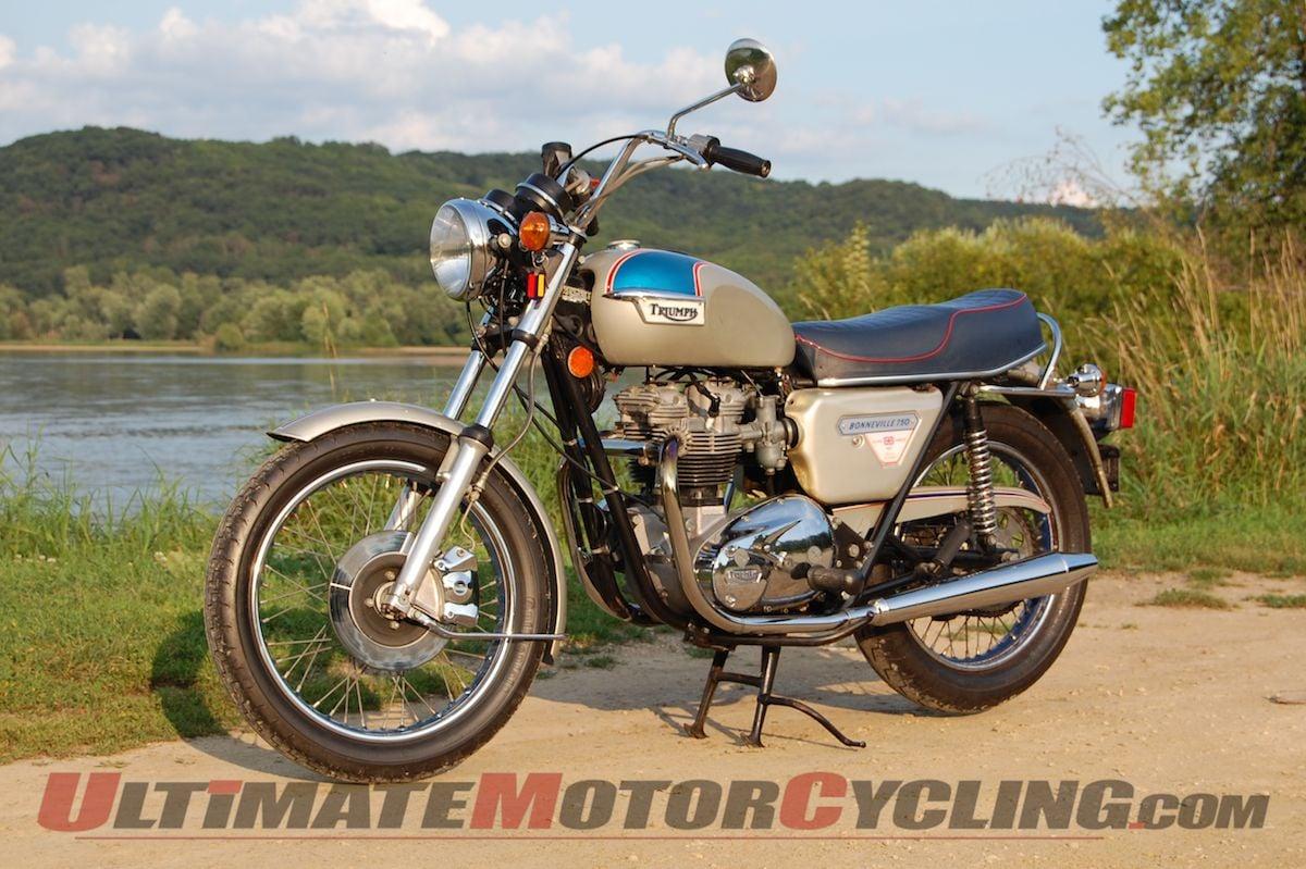 Triumph Silver Jubilee Surprise   Vintage Motorcycle Tales