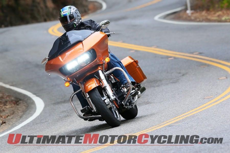 2015 Harley-Davidson Road Glide Special First Ride Test
