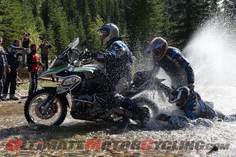 2014 BMW Motorrad GS Trophy | Recap & Quotes
