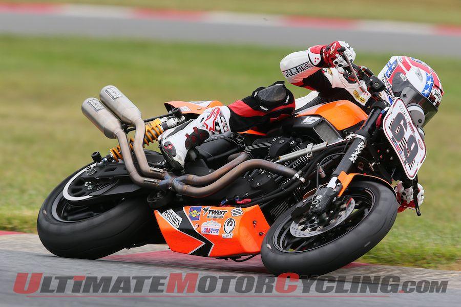 2014 AMA Pro Vance & Hines Harley-Davidson Champion – Eslick