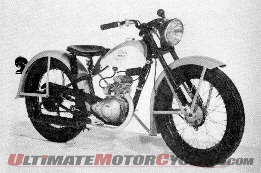 Harley-Davidson Hummer | The Strange History
