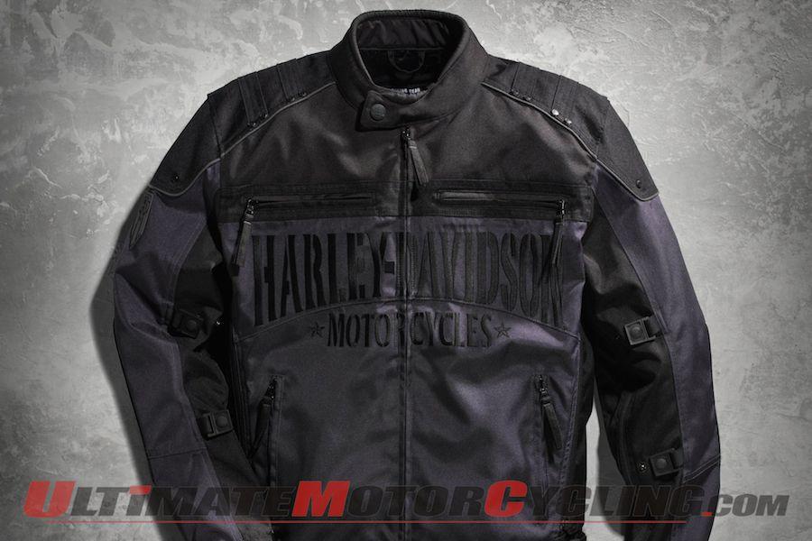 Harley-Davidson Rex Switchback Light Functional Jacket Released