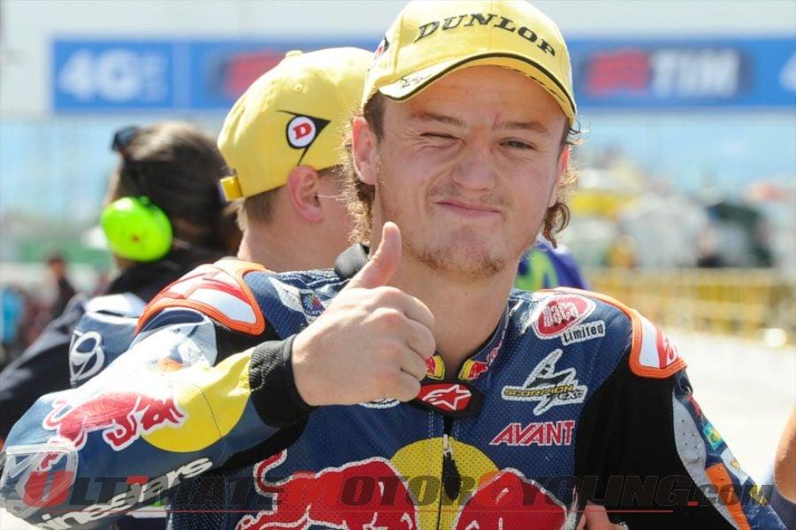 Jack Miller Joins CWM LCR Honda Team for 2015 MotoGP