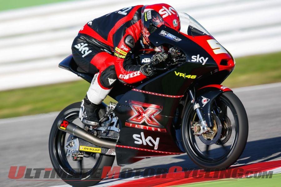 2014 Misano Moto3 Results from San Marino GP
