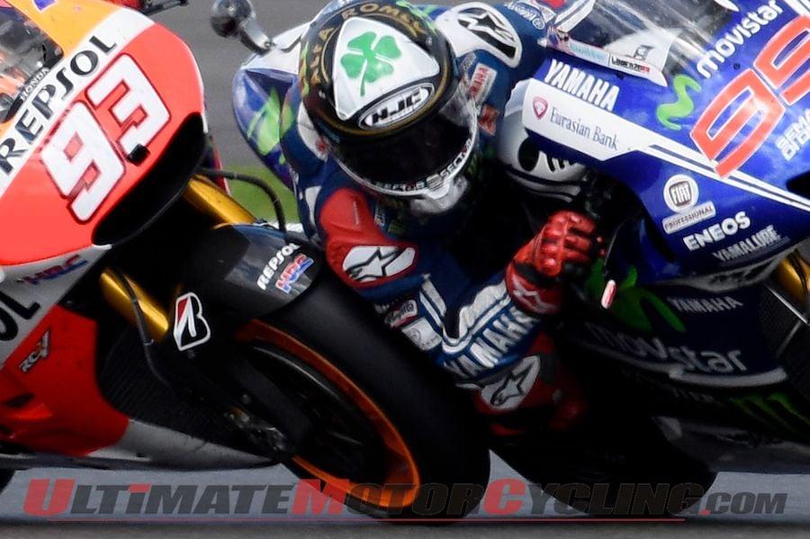 2014 Silverstone MotoGP Results & Recap