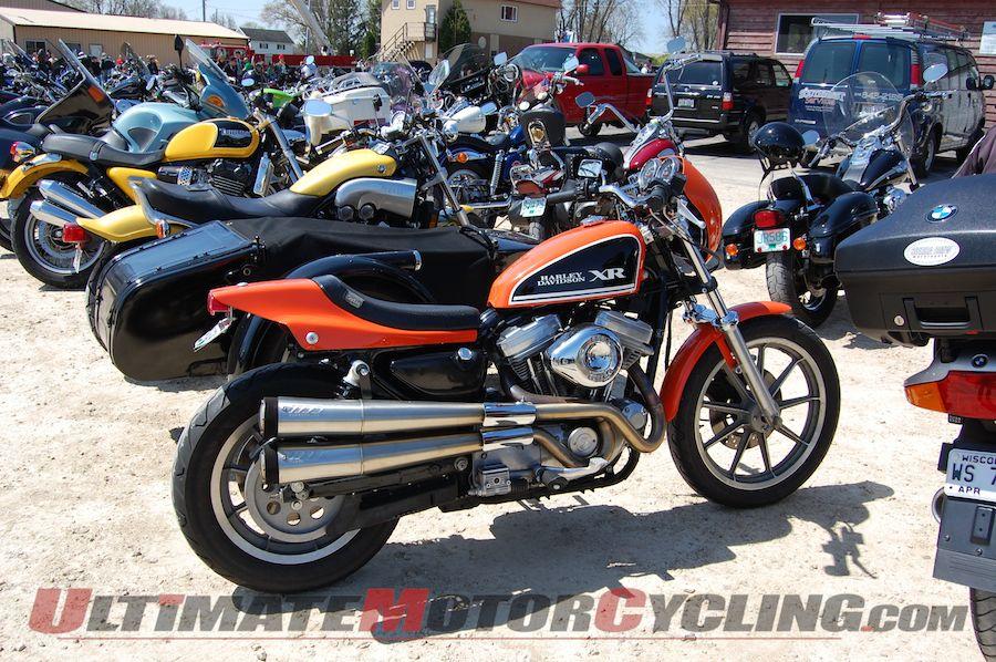 Slimey Crud Motorcycle Gang Cafe Racer Run Set for Oct. 5