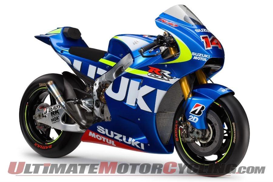 Team Suzuki MotoGP: GSX-RR Details & Rider Lineup