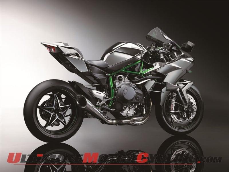 2015 Kawasaki Ninja H2R First Look