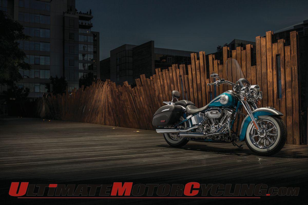 2015 Harley Davidson Cvo Softail Deluxe Wallpaper