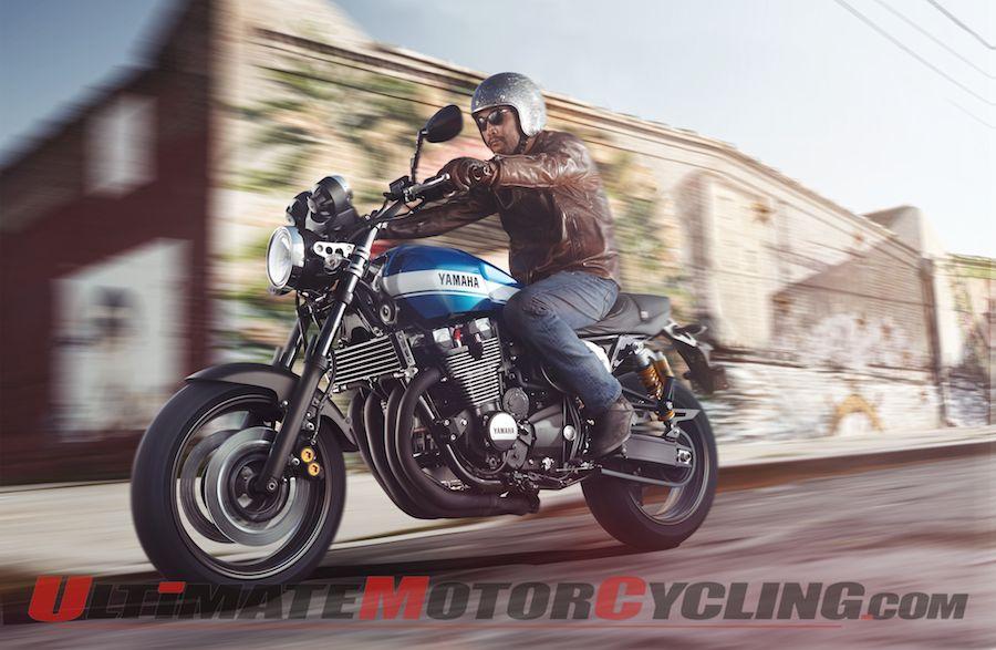 2015 Yamaha XJR1300 & XJR1300 Racer | First Look