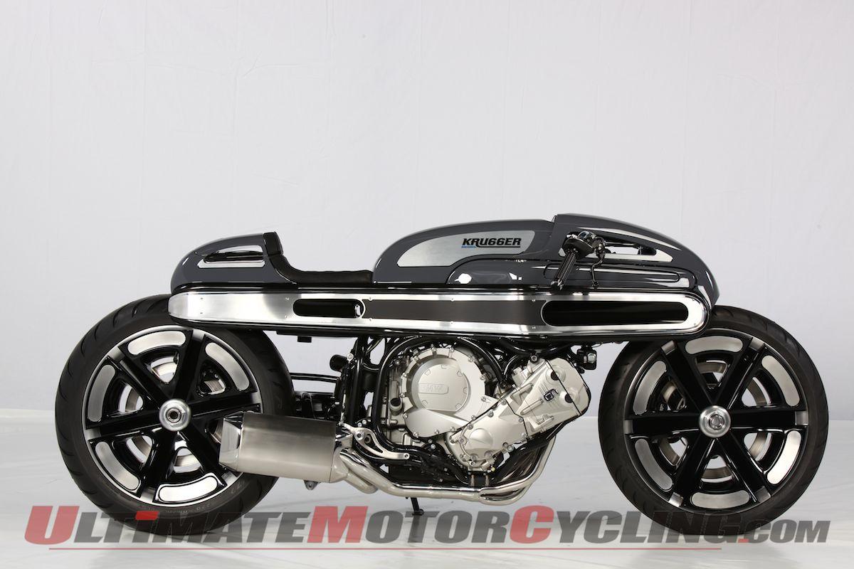 Krugger's 'Nurb' Tops AMD Custom Bike Championship | 22 Photos