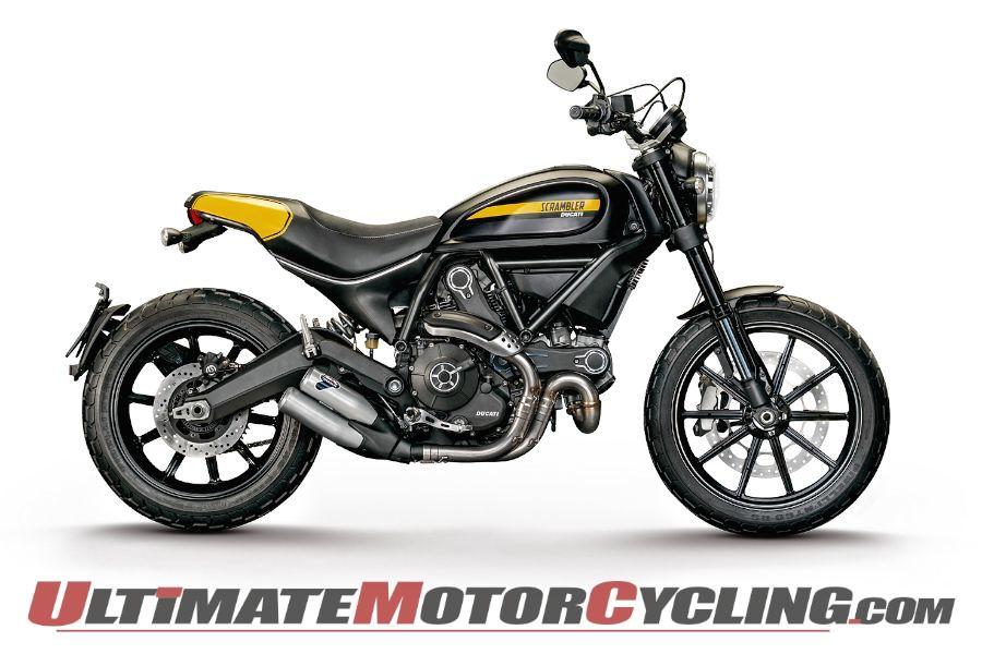 2015 Ducati Scrambler American Debut at 2014 AIMExpo