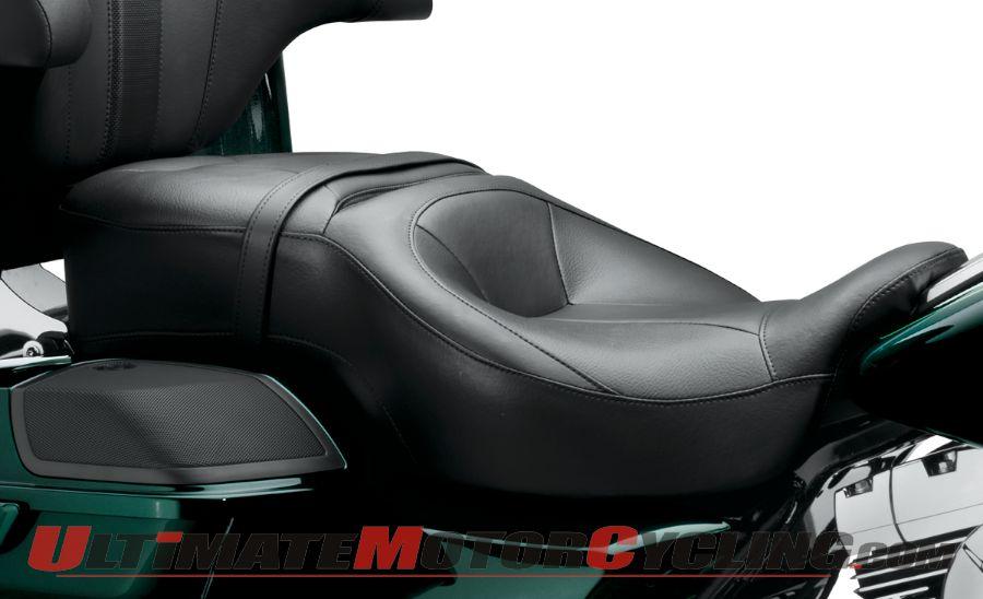 Harley Hammock Seat – Dual-Zone Heat for Rider & Passenger