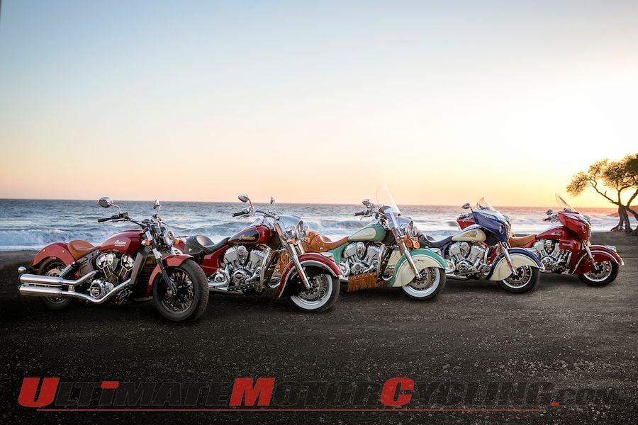 Indian Motorcycle Rumbles into Daytona for Biketoberfest