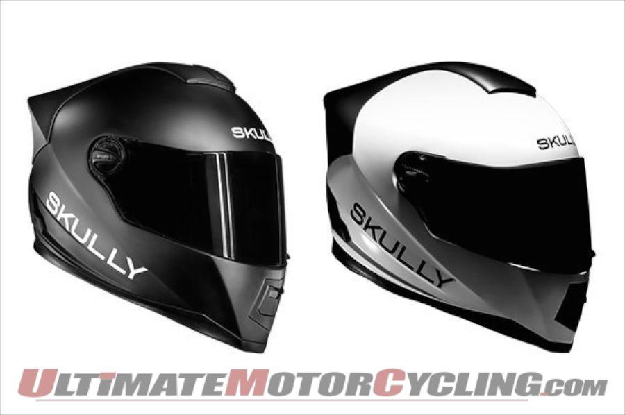 SKULLY AR-1 Helmet Surpasses $2 Million in Pre-order Sales