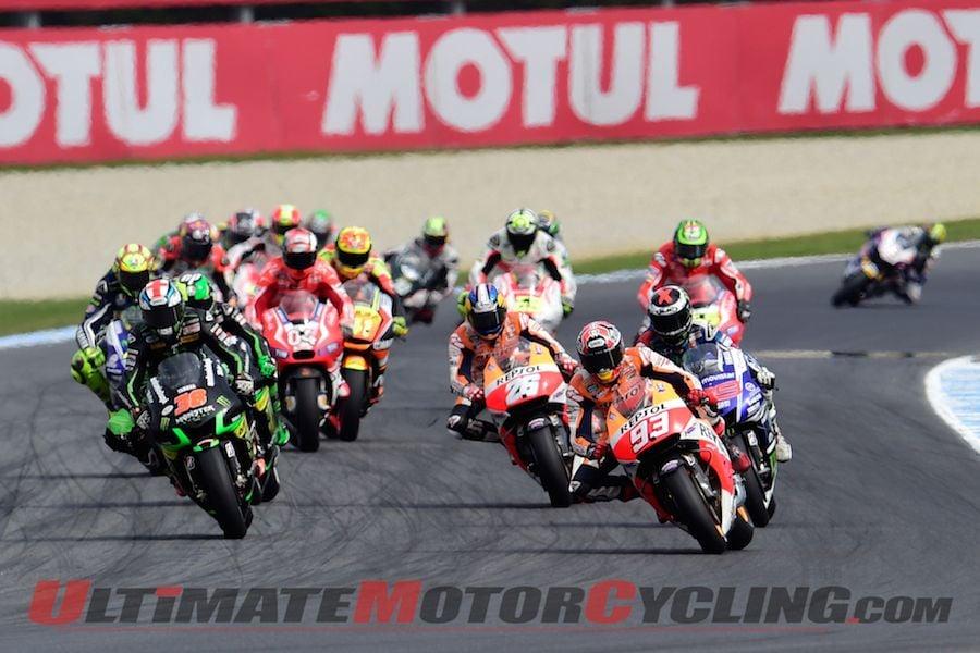 2015 MotoGP Entry List Features 25 Riders & 15 Teams
