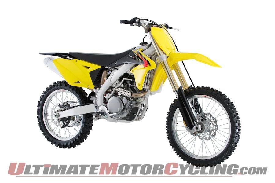 2015 Suzuki RM-Z & DR-Z Lineup | First Look