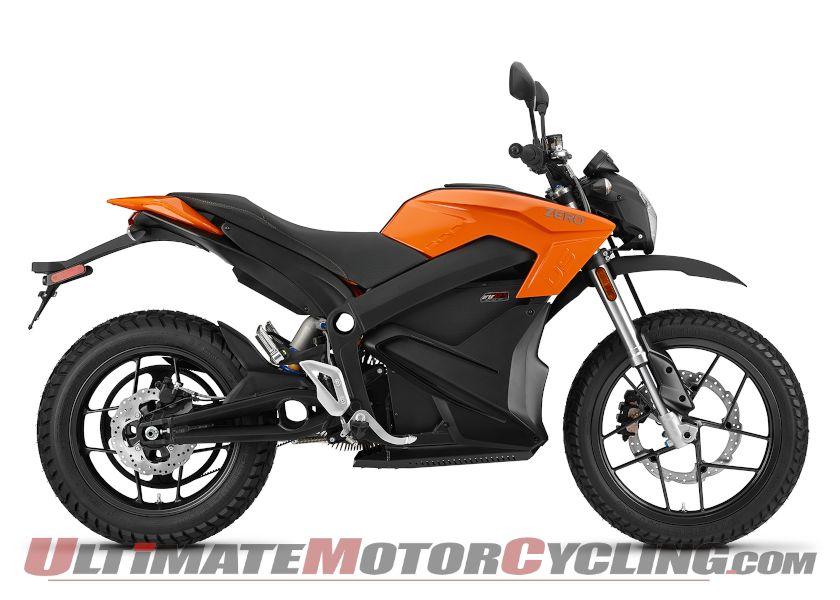 2015 Zero Motorcycles Model Lineup | First Look