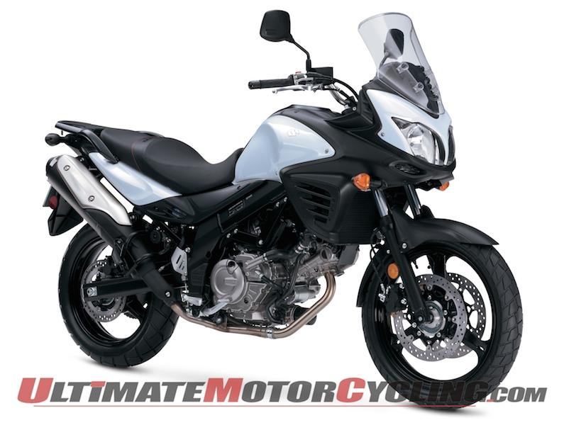 Suzuki V Strom Abs Improvement