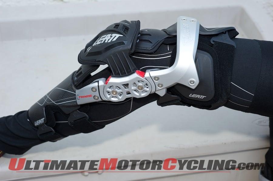 Leatt C-Frame Carbon Knee Brace