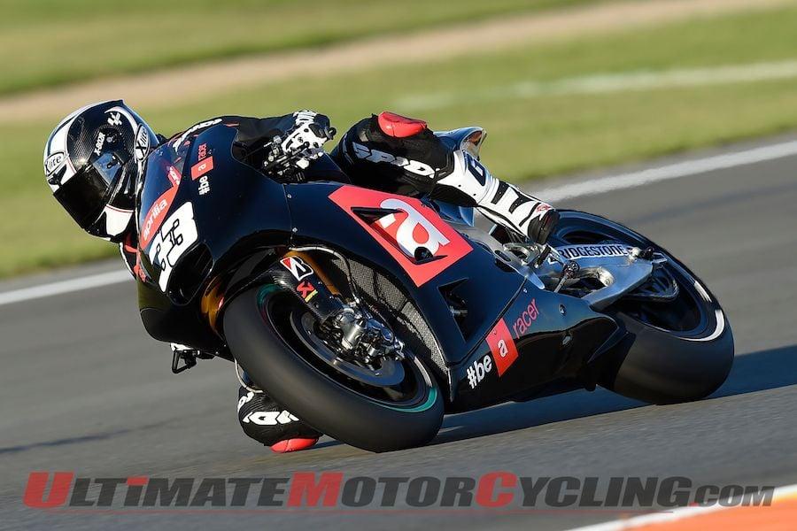 Aprilia Gresini Signs Marco Melandri for 2015 MotoGP