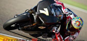 Ducati Team Tops Private Aragon SBK Testing