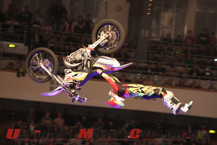 2014 FMX World Champion - Maikel Melero