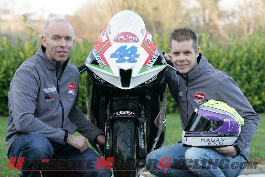 Jamie Hamilton and John Burrows