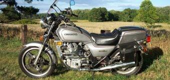Honda GL500 Silver Wing | A Practical Radical