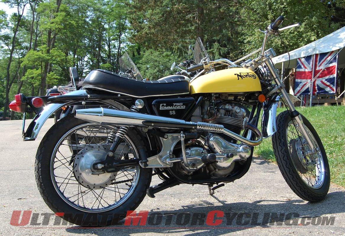 Norton Commando History | Vintage Motorcycle Tales