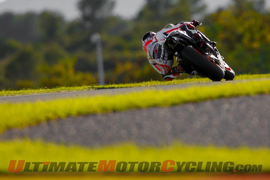 Marquez Quickest as Valencia MotoGP Testing Concludes