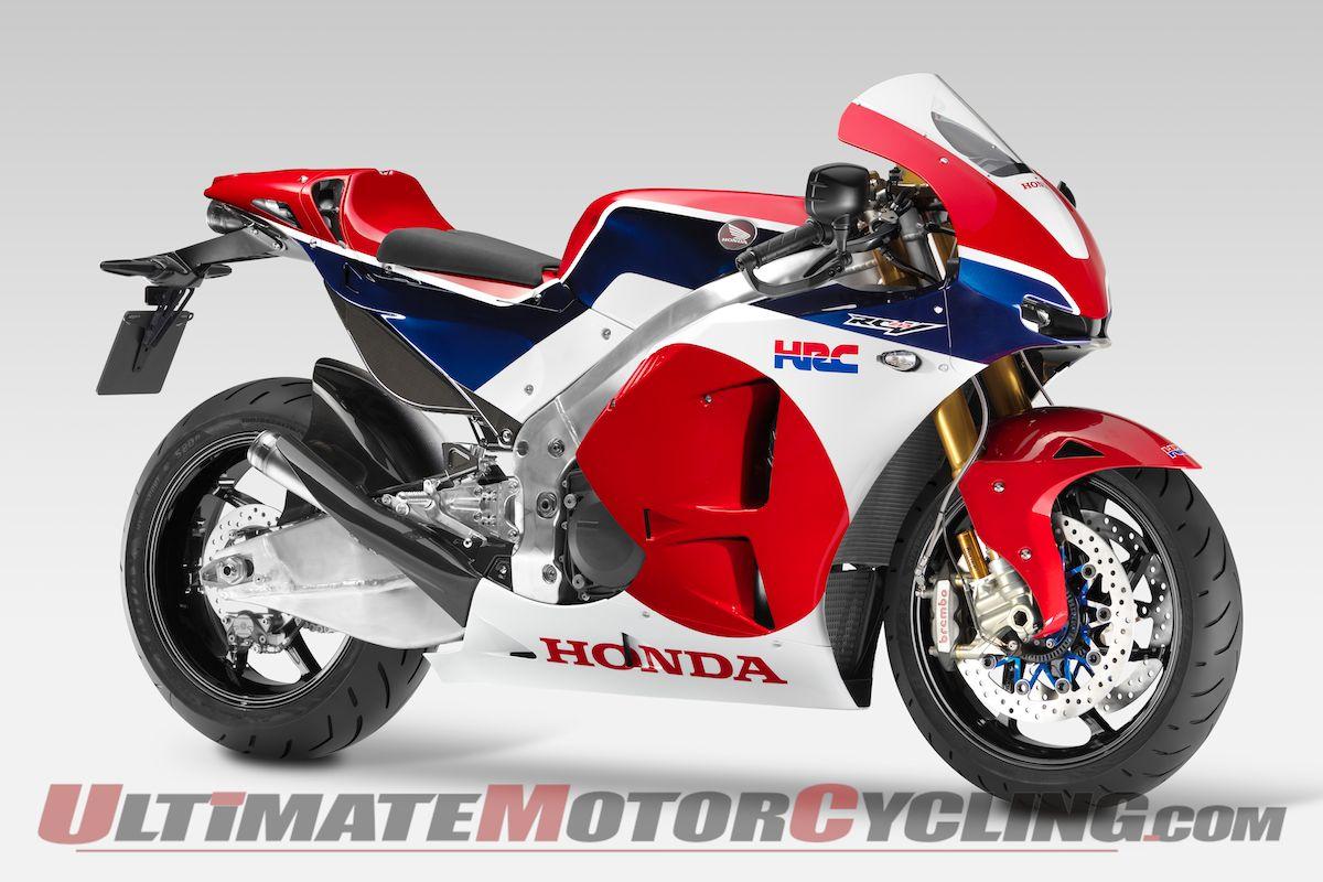 2015 Honda RC213V-S Prototype Unveiled | Gawk Responsibly