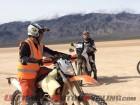 Training at AltRider's Taste of Dakar