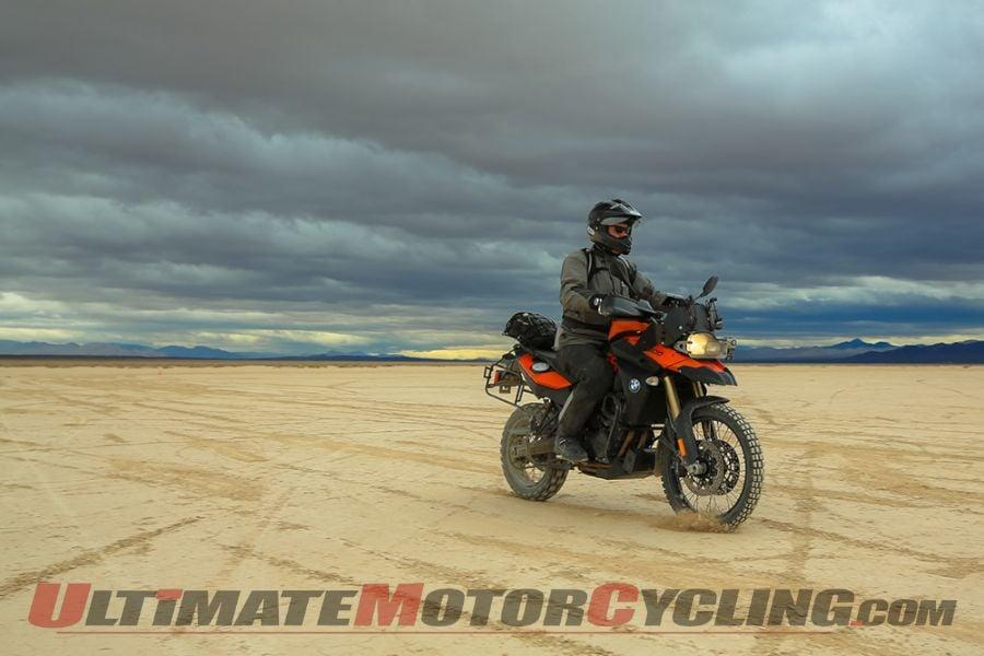 Rallying in the Desert: AltRider Taste of Dakar 2015