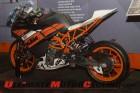 MotoAmerica KTM RC Cup racer